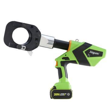 优亘 充电式液压剪切工具,切割能力Φ85mm,20V 4.0Ah 两电一充,BC85B0
