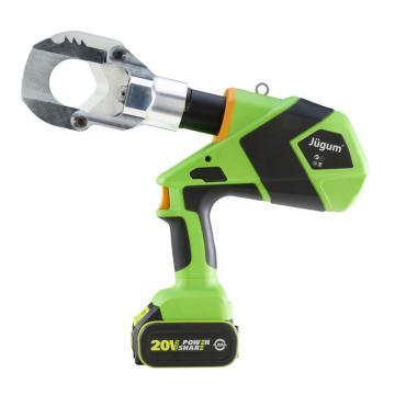 优亘 充电式液压剪切工具,切割能力Φ48mm,20V 4.0Ah 两电一充,BC50B0