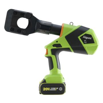 优亘 充电式液压剪切工具,切割能力Φ45mm,20V 4.0Ah 两电一充,BC45B0