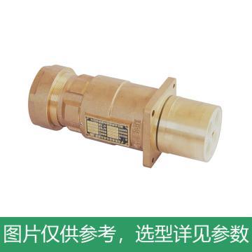 企泰 矿用隔爆型高压电缆连接器插座,LBG1-500/3.3,煤安证号MAF160125