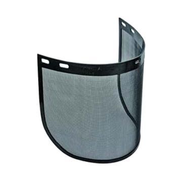 代尔塔DELTAPLUS 防护面屏,101305,VISOR G网格防飞屑面屏 不含支架,2片/包