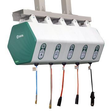 世达SATA 可组合式气管卷管器,Φ6.5*10M,AE3001