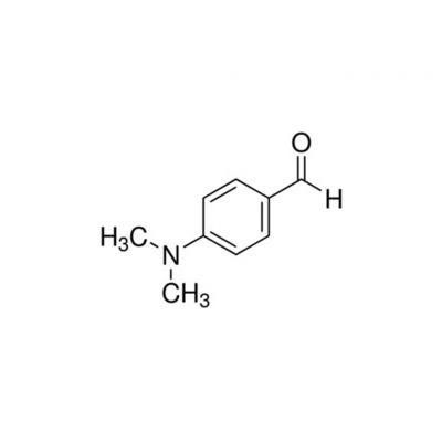 4-二甲氨基苯甲醛,CAS号:100-10-7,25g/瓶,AR,20瓶/箱