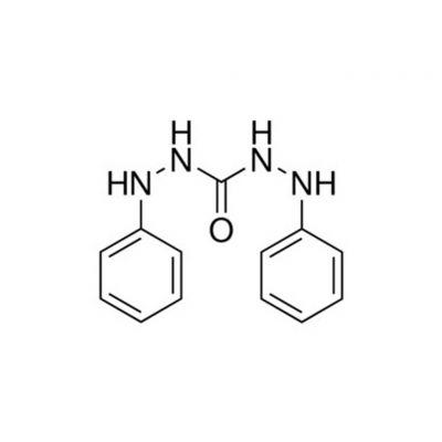 二苯基羰酰二肼,CAS号:140-22-7,25g/瓶,AR,20瓶/箱