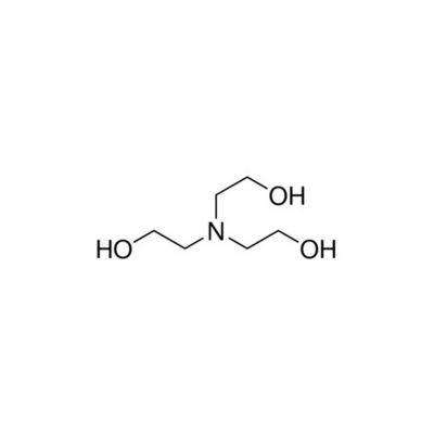 三乙醇胺99%,CAS号:102-71-6,500mL/瓶,AR,20瓶/箱