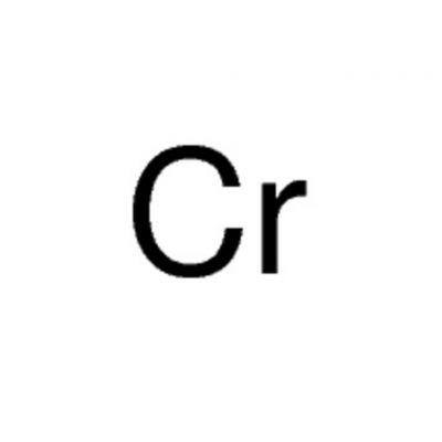 铬粉,CAS号:7440-47-3,100g/瓶,3N,20瓶/箱
