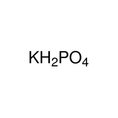 磷酸二氢钾,CAS号:7778-77-0,500g/瓶,g/瓶R,20瓶/箱