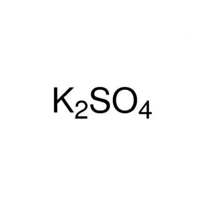 硫酸钾,CAS号:7778-80-5,500g/瓶,g/瓶R,20瓶/箱