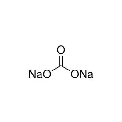无水碳酸钠,CAS号:497-19-8,500g/瓶,g/瓶R,20瓶/箱