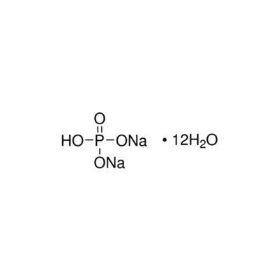 磷酸氢二钠,CAS号:10039-32-4,500g/瓶,g/瓶R,20瓶/箱