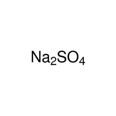 无水硫酸钠,CAS号:7757-82-6,500g/瓶,g/瓶R,20瓶/箱