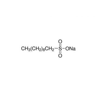 1-癸烷磺酸钠,CAS号:13419-61-9,25g/瓶,离子对,20瓶/箱