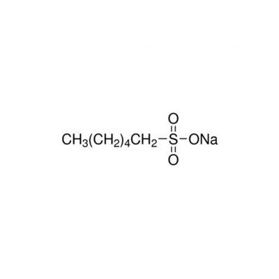 1-己烷磺酸钠,CAS号:2832-45-3,25g/瓶,离子对,20瓶/箱