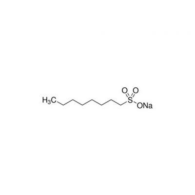 1-辛烷磺酸钠,CAS号:5324-84-5,25g/瓶,离子对,20瓶/箱