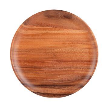 唐宗筷 C6305,20*1.8cm,相思木圆托盘(单位:个)