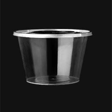 唐宗筷 C6871,1000ml*20只装,一次性圆形饭盒(单位:组)