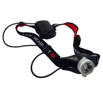 达序 LED可充电调焦手表型头灯,4400mAh,白光,KJ701,单位:套