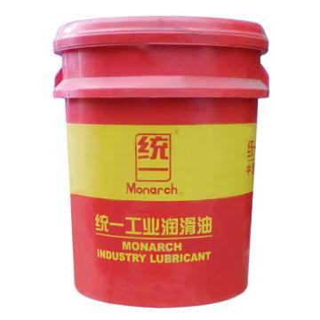 统一 润滑脂,泰洛二硫化钼极压锂基1号,15kg/桶