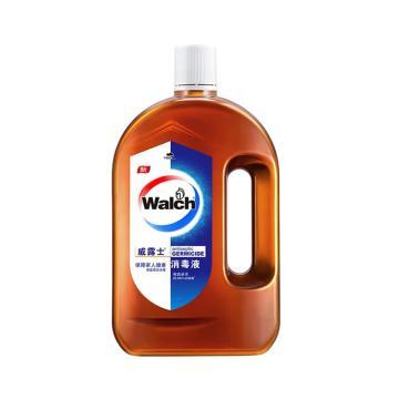 威露士 消毒液,1.6L 单位:瓶