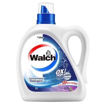 威露士 抗菌有氧洗衣液,薰衣草 3L 单位:瓶