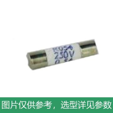 茗熔MIRO 圆筒帽型熔断器 RO54 gG 250V/5A 20个/盒 普通型
