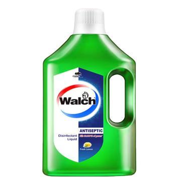 威露士 多用途消毒液,青柠 2.5L 单位:瓶