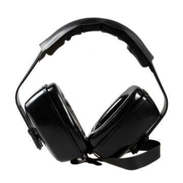 3M 头戴式耳罩,1427,经济型 黑色 可与安全帽配合使用