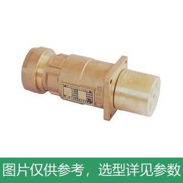 企泰 矿用隔爆型高压电缆连接器插头,LBG4-500/3.3,煤安证号MAF080109