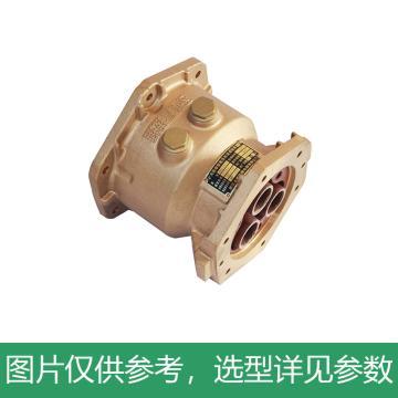 企泰 矿用隔爆型高压电缆连接器插座,LBG4-500/10,煤安证号MAF200295