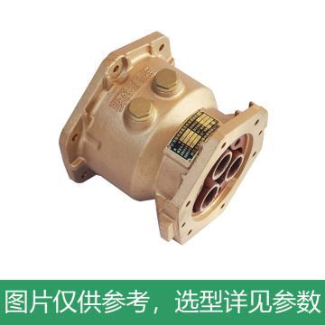 企泰 矿用隔爆型高压电缆连接器插座,LBG4-630/10,煤安证号MAF160121