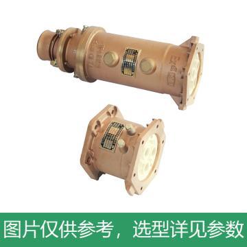 企泰 矿用隔爆型高压电缆连接器(设备端),LBG5-500/6,煤安证号MAF160120