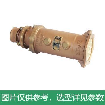 企泰 矿用隔爆型高压电缆连接器插头,LBG5-500/6,煤安证号MAF160120