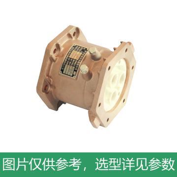 企泰 矿用隔爆型高压电缆连接器插座,LBG5-500/6,煤安证号MAF160120