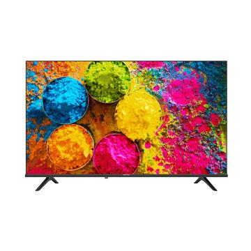 海信电视,43E2F 43英寸/悬浮全面屏/Unibody设计/8GB大存储/VIDAA AI智能系统电视 8G+1G(含挂架)