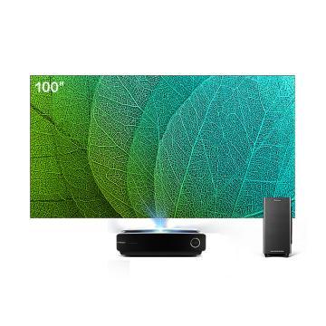 海信电视,100L5 100英寸/健康护眼/全色激光/205%超高色域/杜比全景声/VIDAA AI智能语音(含挂架)