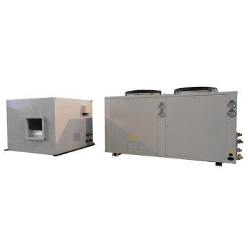 井昌亚联 5P风冷冷热吊顶风管式空调,GLFD-12,制冷量12KW,电加热7.2KW。一价全包