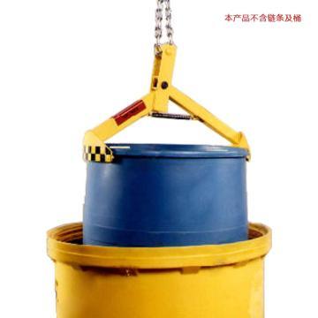 汉利 行吊用剪刀夹,额定载荷(kg):450 长*宽*高(mm):241*406*546,BHDL