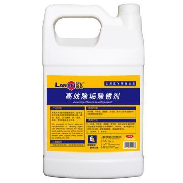 蓝飞高效除垢除锈剂,Q048-1 单位:桶