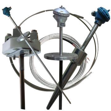 科威弘达 铠装热电阻,WZPK-395 Φ5*600*300 M16*1.5