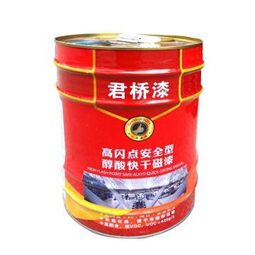 (仅限江苏区域)油漆 白色15KG/桶