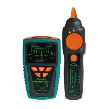 宝工 Pro'skit抗干扰型音频网络PoE查线器(附电池),MT-7029-C