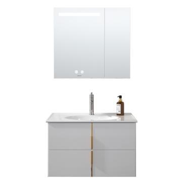 九牧 轻奢浴室柜,A2257-011A-4