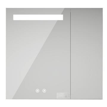 九牧 智能语音镜柜850mm,AC2269-738H-1