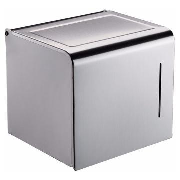 九牧 纸巾盒,卫生间纸巾盒厕所卫生纸置物架厕纸盒多功能防水抽纸盒,939044-7Z-1