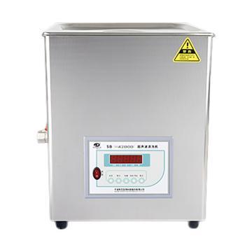新芝 超声波清洗机,超声波频率:40KHz、容量:14.4L,SB-4200D