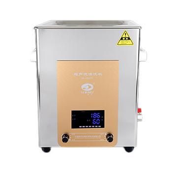 新芝 DT系列超声波清洗器,超声波频率:40KHz、容量:14.4L,SB-4200DT