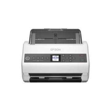 爱普生(EPSON)A4馈纸式有线网络扫描仪,DS-730N