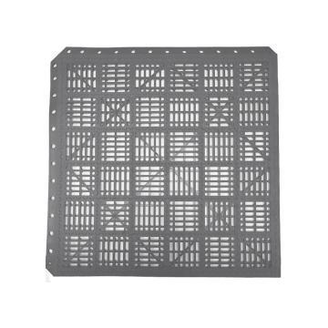 """丽施美 """"康立""""模块疏水防滑垫,0.30*0.30m 灰色 单位:块"""
