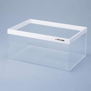 亚速旺 恒温水槽,主体选配件,丙烯树脂水槽(大),尺寸:456×316×200mm,1-103-04
