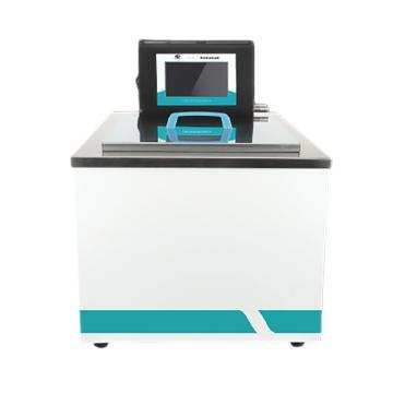 新芝 恒温水油槽,数控温度范围:室温+5~100℃、容积:14.4L、循环泵流量:6L/min,SC-15